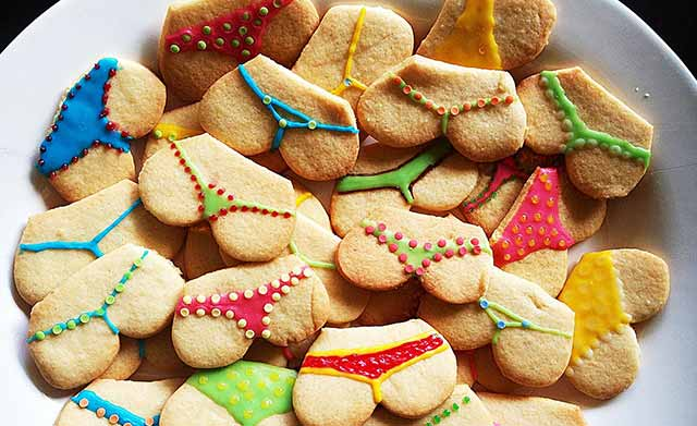 маленькие печеньки