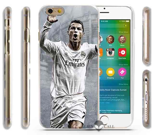Чехол-для-Apple-iPhone-4-4S-5-5S-5c-6-6-большой-роналду-CR7-влюбленность-футбол