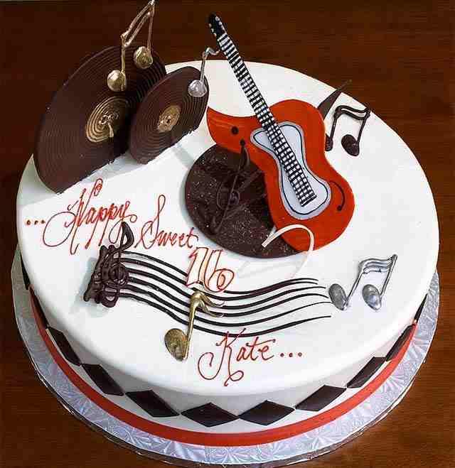 gitara-tort