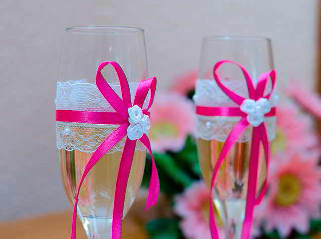 Своими руками свадьба