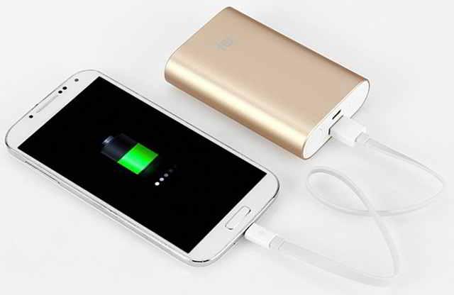 Внешний аккумулятор для телефона Xiaomi Mi 10000 mAh