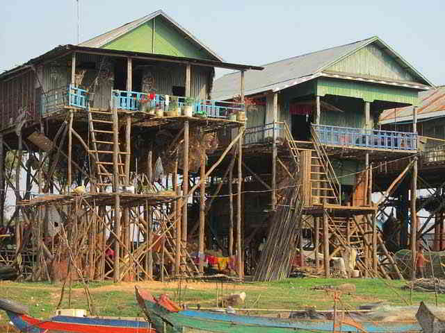 Камбоджа отдых зимой