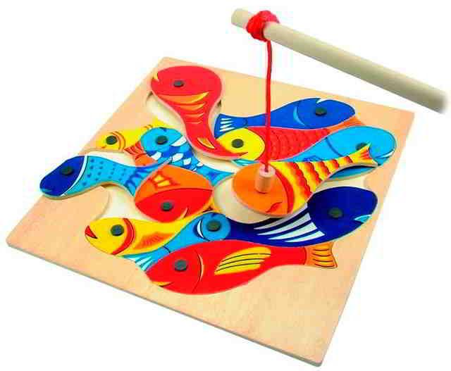 Магнитная рыбалка