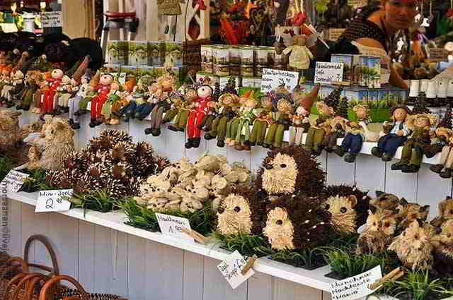 продуктовый рынок в Мюнхене