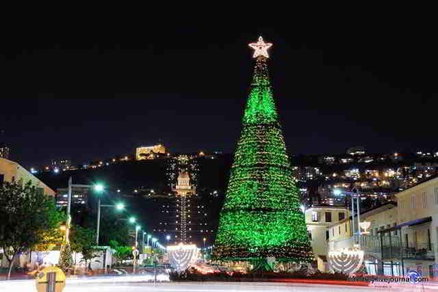 рождество в Израиле