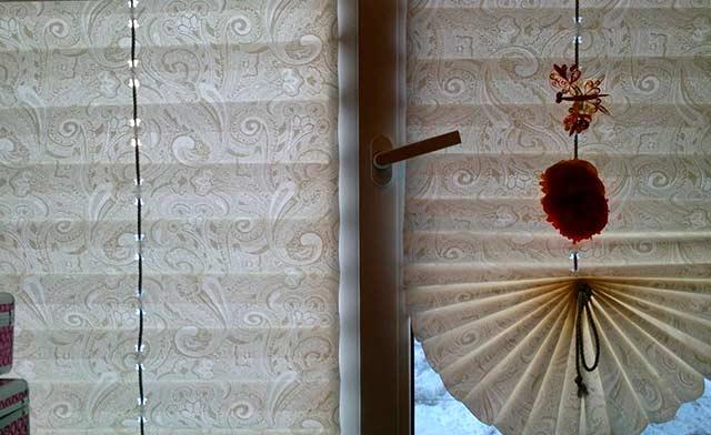 Рулонные шторы своими руками из обоев пошагово 85