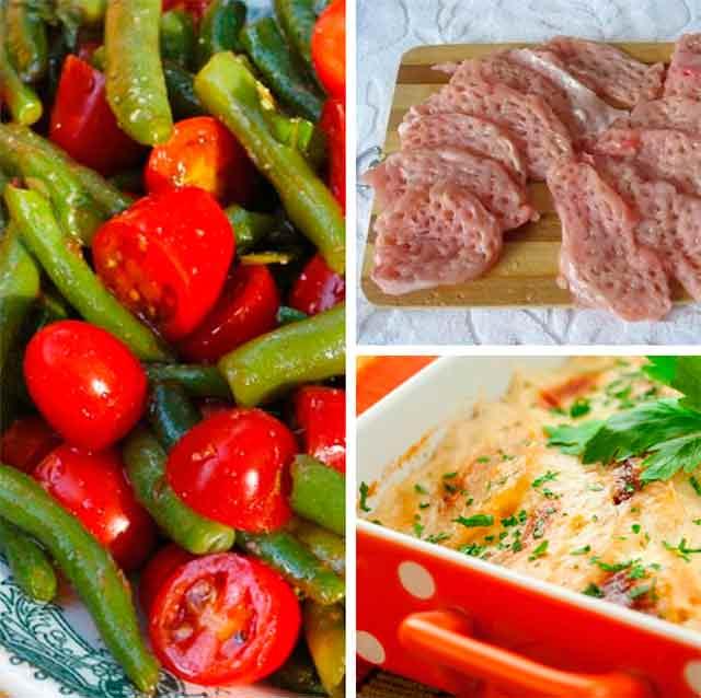 Рецепт пп свинина в духовке