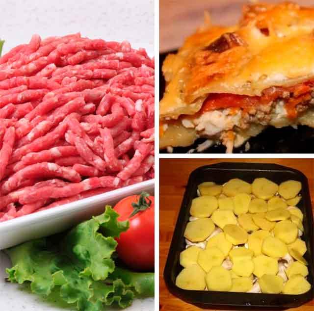 видео рецепт картофель по французски в духовке с