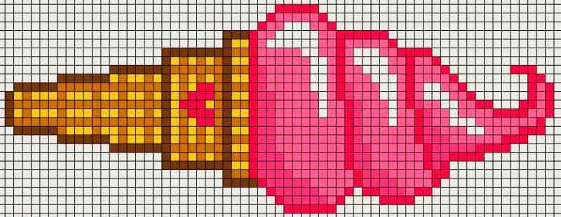 Рисунки по клеточкам в тетради: легкие, сложные, маленькие, милые, новые картинки