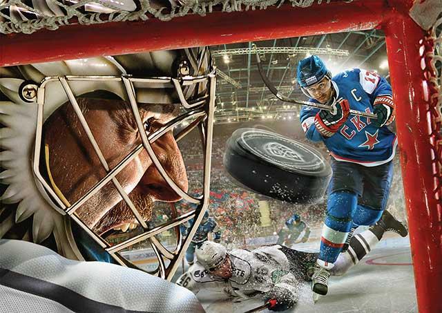 фото хоккеиста
