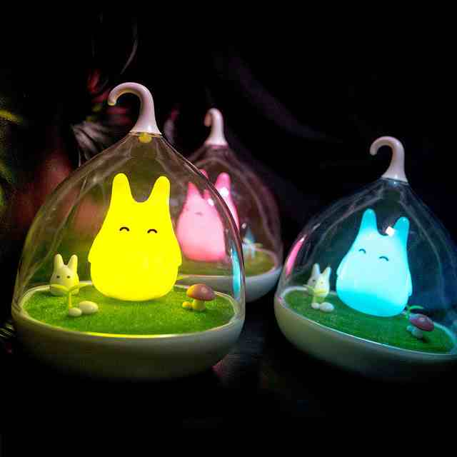 Необычные светильники ночники