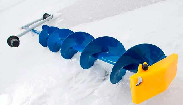 бур для льда