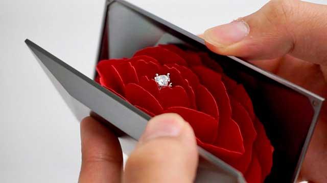 как подарить кольцо