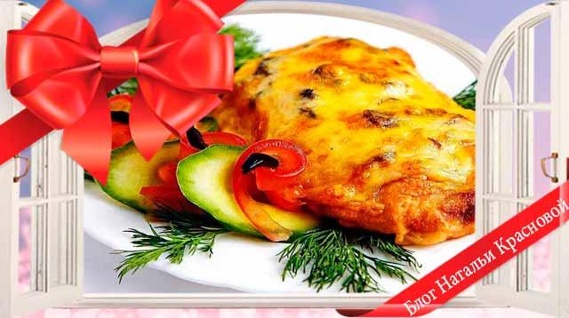 мясо с картошкой по-французски в духовке рецепт с фото
