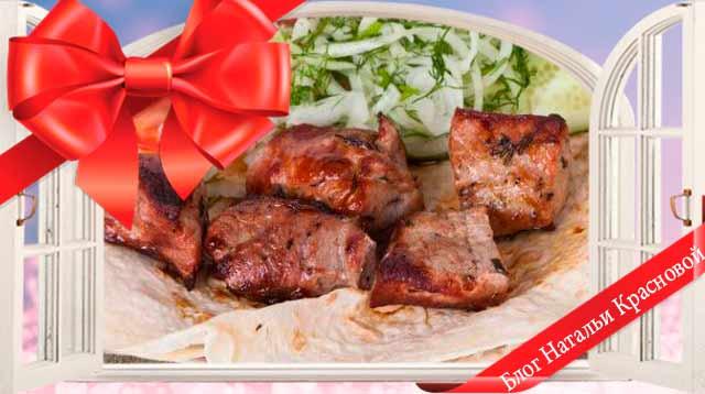 Мягкий шашлык из свинины рецепт с фото пошагово