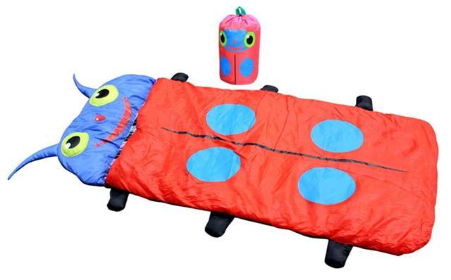 игровой спальный мешок