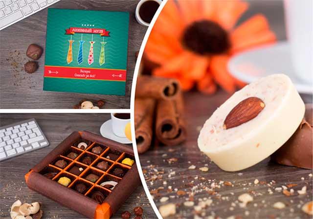 конфеты ручной работы