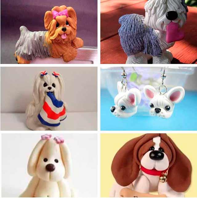 Из чего можно сделать собаку: 15 идей
