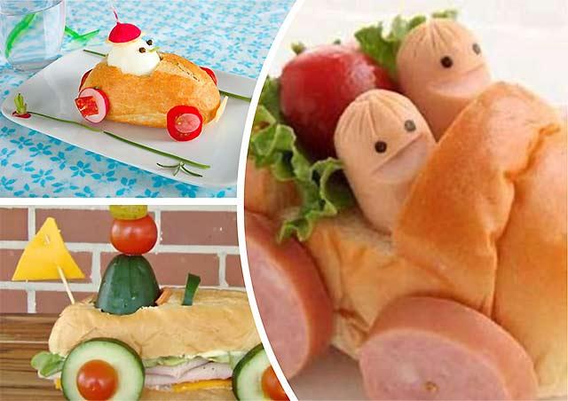 бутерброд машина