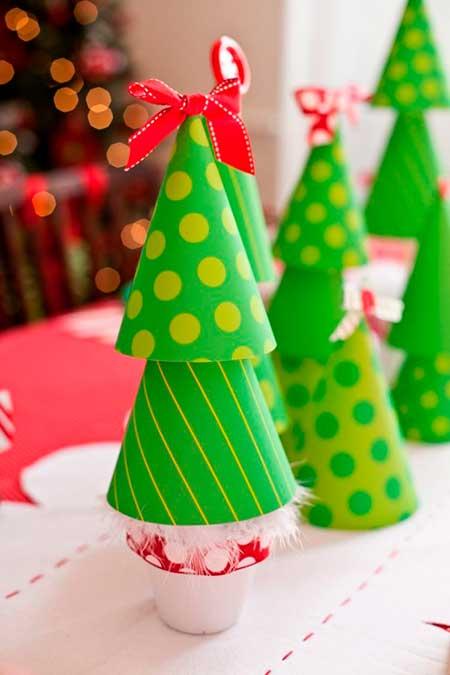 Елка своими руками на Новый год: 99 идеи и мк как сделать елочку из подручных средств
