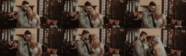 свадебные кадры