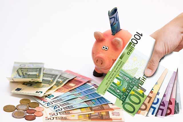 денежная свинья