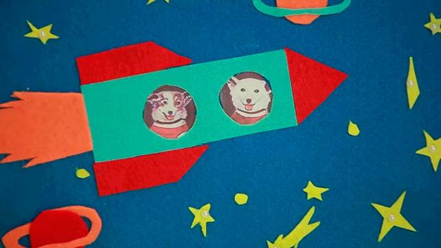 6 поделок своими руками ко Дню космонавтики (12 апреля) в садик и школу