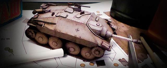 танк красивый