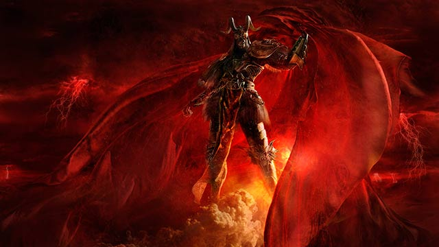 властелин ада