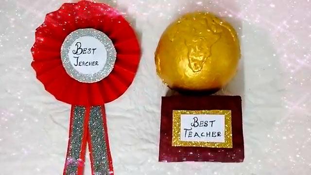 медаль ко дню учителя