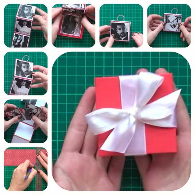 подарок парню на день рождения своими руками