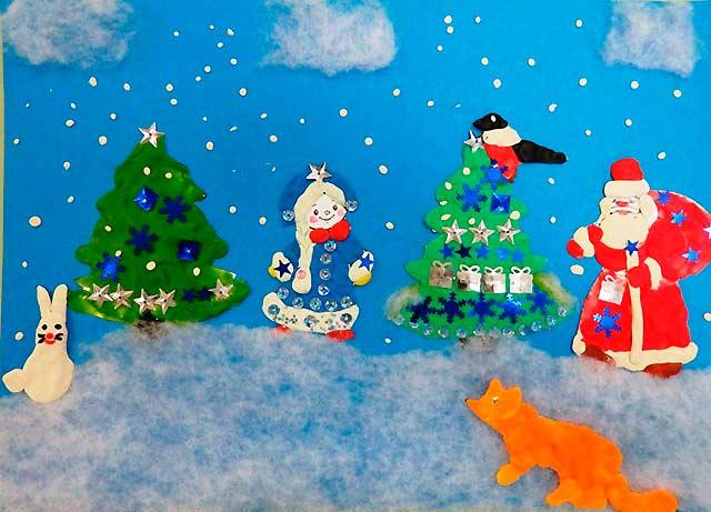 Пластилиновый Новый год: 15 поделок с детьми