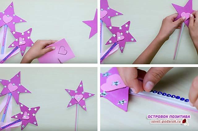 волшебная палочка для девочки феи