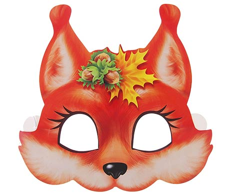 маска белки