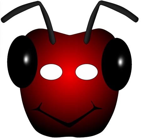 маска муравья