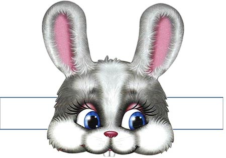 маска зайца