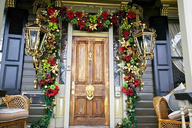 Как украсить дом к Новому Году 2019 своими руками