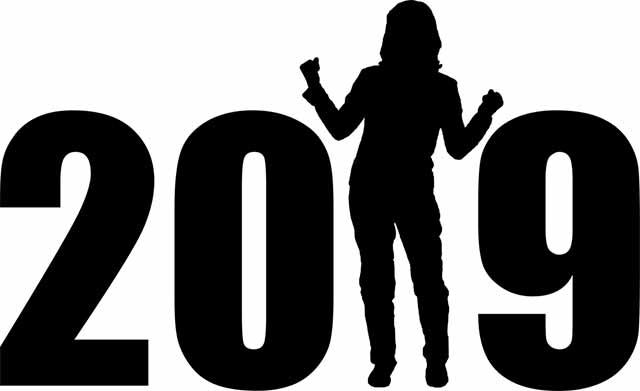плакат 2019 год
