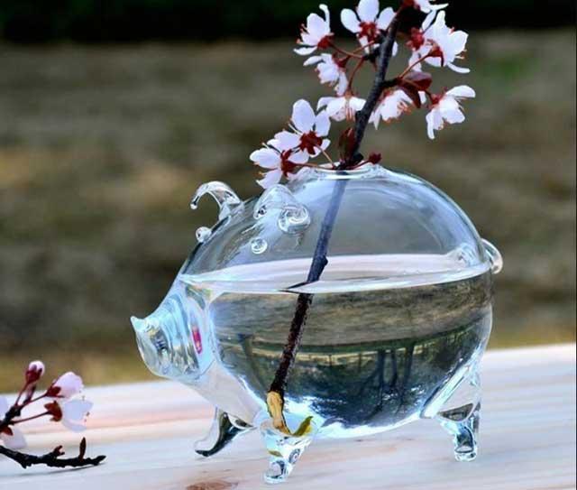 свинья ваза