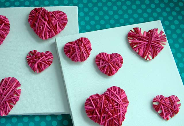Поделки на 14 февраля своими руками: идеи поделок для детей на День святого Валентина