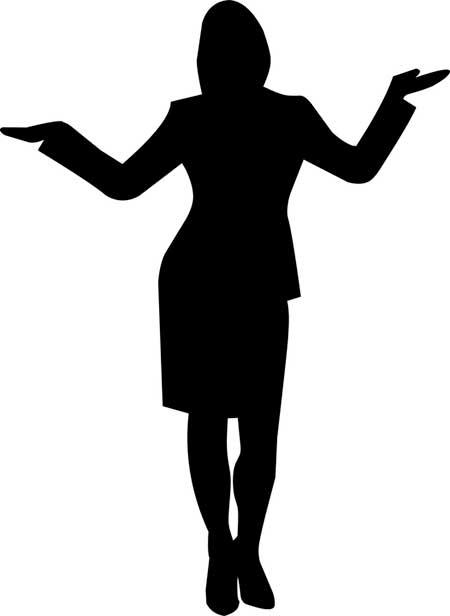 фигура женщины