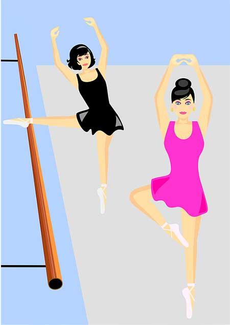 учитель балета