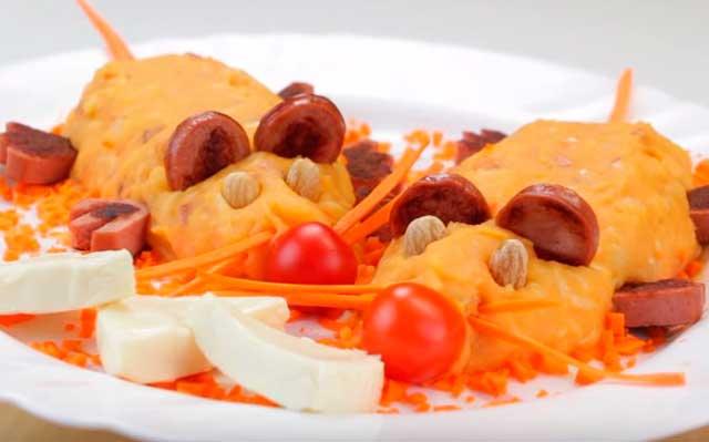 картофельные мышки