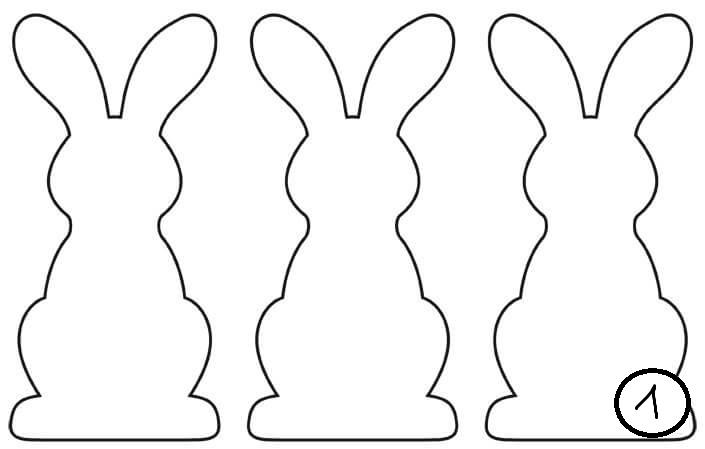 форма заек