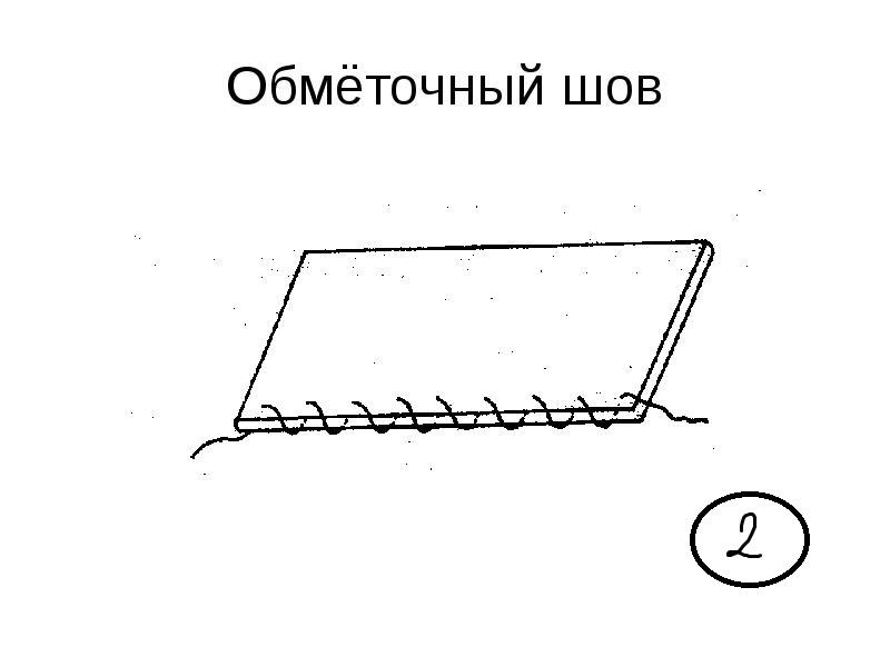 обмёточный шов