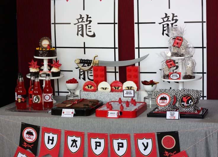 декорации в японском стиле