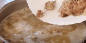 кидаем в суп