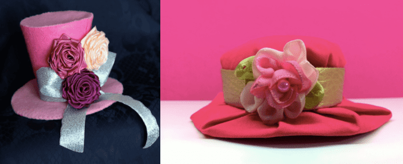 пример шляпы своими руками