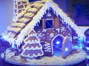 пряничный дом-1