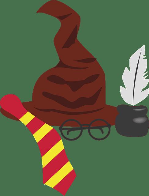 harry potter-приспособления